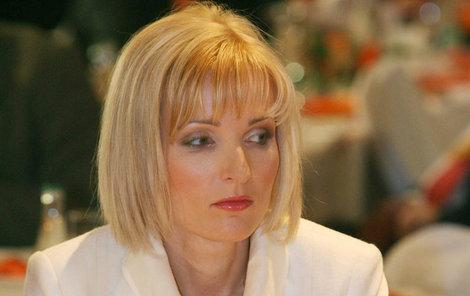 Petra Paroubková musí na operaci.