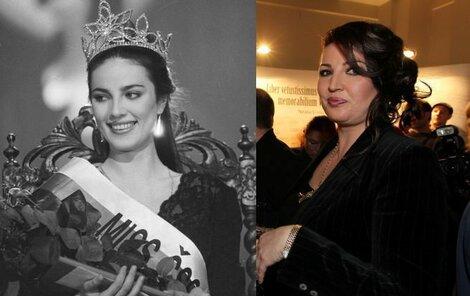 Ivana Christová v roce 1989 a dnes... To je ale změna...