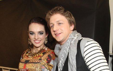 Ewa a Tomáš – nový hvězdný pár.