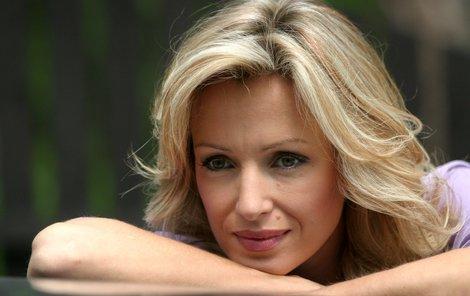 Kateřina Brožová se nově objeví  v roli moderátorky.