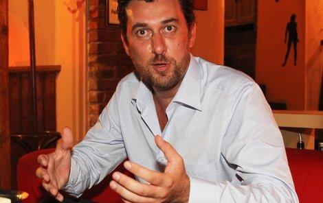 Domenico Martucci bilancuje vztah s Ivetou: zhubl šest kilo, má problémy s levým okem, na které už skoro nevidí.