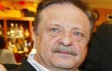 Vážně nemocný Petr Spálený (71) na dně: Operace už ho nezachrání!
