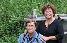 Jana Boušková o svatbě: Brali jsme se po tříměsíční známosti!