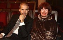 Moderátor Marek Eben (55) a jeho manželka Markéta (53): Lidé před námi prchají!