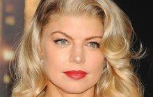 Fergie z Black Eyed Peas: Má kluka Axla!