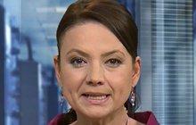 Voldánová o zákulisí Událostí: Ta práce je úděsná! Musela jsem lhát!