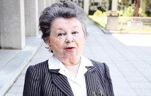 Aťka Janoušková (88): Tragická smrt životní lásky!