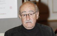 OPERACE MOZKU Juraje Herze (83): Něco se uvolnilo, teklo to...