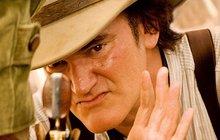 Ornella je na nohou: Tarantino je v Praze!