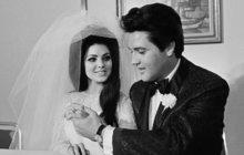 Král rock'n'rollu (†42) sebevrah?! Priscilla: Elvis se zabil!