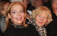 Maminka Havlové bojuje s rakovinou: Dagmar už o ni nepečuje...