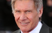 Harrison Ford (71) skončil zraněný v nemocnici!