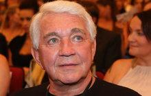 Nadšený Jiří Krampol (77): Po 15 letech normálně chodím!