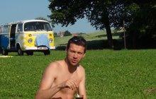 Lukáš Hejlík: Odhalil se na fotkách z dovolené!