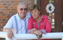 Vyšťavená žena Jelínka (82): Je to těžší, než jsem čekala…
