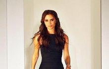 Victoria Beckham: Nová kolekce jen pro vychrtlé! PODÍVEJTE SE