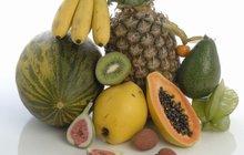Chcete být fit? Jezte ovoce a zeleninu 5x denně!