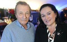 Boj o život Radoslava Brzobohatého: Manželka bránila lékaři v jeho záchraně!