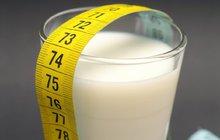 Proč si dopřát mléko II? Uleví od zažívacích potíží  a napomáhá hubnutí!