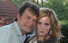 Zchudlý Jan Šťastný (48): Chtěl by další dítě, ale nejsou peníze!