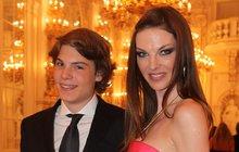 Pavlína Němcová (37): Můj syn Alain (20) mi do StarDance fandit asi nepřijde!