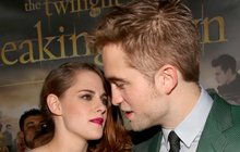 Lesba Kristen Stewart ze Stmívání: Pattinsona jsem  milovala!