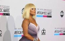 Christina Aguilera (31): Tlustá, ale šťastná