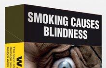 Kuřáci zapláčou: Sbohem, mentolky... A přibudou nechutné obrázky!
