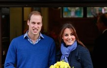 Princ William: Vánoce stráví u tchýně!