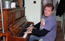Václav Kopta alias školník z Gymplu: Chtěl bych hrát něco jiného než šaška!