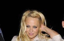 Zoufalá Pamela Anderson: Zlila se pod obraz!