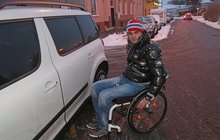 Ochrnutý Muž roku Martin Zach: Občas mě z vozíku někdo vyklopí!