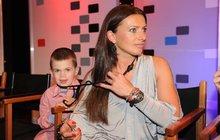 Mamina Alice Bendová (41) v šoku: Osmiletý syn má už o své budoucnosti jasno. A jde z toho strach!