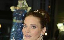 Andrea Verešová: Chce být královnou Plesu v Opeře!