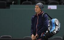 Tenista Berdych v apartní hučce: Jako fotbalová megahvězda Beckham!