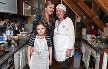 Iva Janžurová zanedbává vnoučata: Už začínám zapomínat…