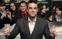 Robbie Williams (39): U nás ve městě máme 24 cm dlouhé penisy!