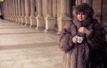 Kdo je ta ruská ozdoba kolonády? Máma Štiková!