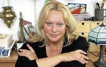 Exmanželka Miloše Formana Věra Křesadlová: Už se sama sobě nelíbím!