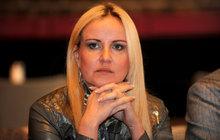Vendula Pizingerová: Plakala kvůli zesnulému muži!