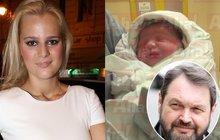 PRVNÍ FOTO Ornella už porodila: Tohle je její Quentin!
