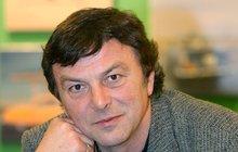"""Pavel Trávníček (63) je vnemocnici a po operaci! """"Je to vážné,"""" připustila jeho přítelkyně"""