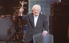 Pavel Bobek (75) na Andělech: Na pódiu nechal všechny síly