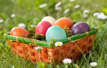 Super tipy na originální vajíčka: Když nestíháte koupit barvy!
