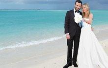 Štvanice na ženicha u konce! Jennifer Aniston! Tajná svatba!