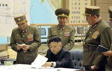 Vládce KLDR Kim Čong Un vyhrožuje: Schyluje se k válce?!