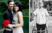 Smutná GALERIE: Fotil, jak mu manželka umírá na rakovinu!