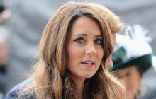 Těhotná Kate ve smrtelném nebezpečí! Miminku hrozí deformace