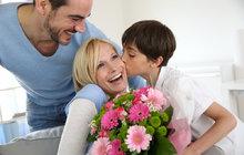 Blíží se Svátek matek: Nezapomeňte na tu svojí!