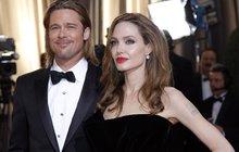 Angelina Jolie: Po prsou přijde o vaječníky!